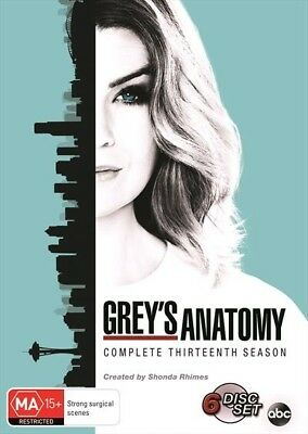 Grey's Anatomy - Season 13, DVD