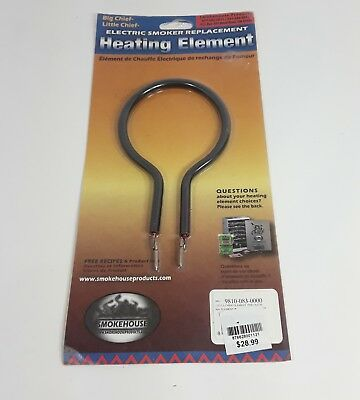 Little Chief Smoker Electric Smoker Ceramic Heating Element Old