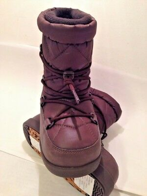 341a7a6635 UGG AUSTRALIA NOEME BOOTS KIDS COLOR CHOCOLATE SIZE 13 New.
