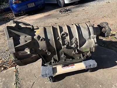 BMW E46 325 330 E39 525 530 OEM Automatic GM Transmission Gearbox 96022905