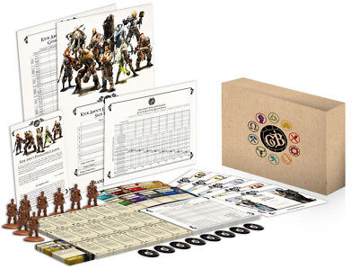 Steamforged Games - Guild Ball - Kick About Escalation League Pack