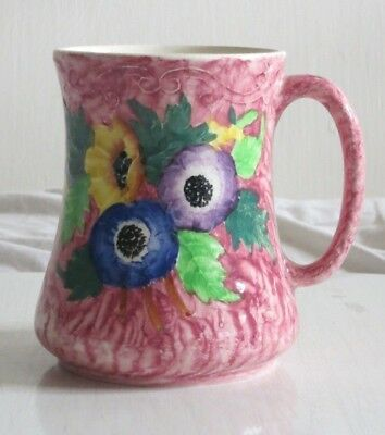 Maling Tankard Peony Rose, rose 6570. In excellent condition.
