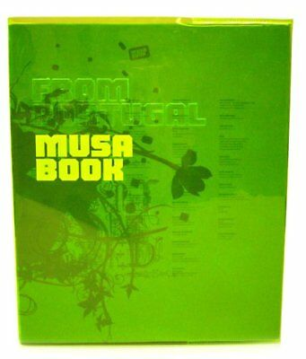 Musa Book: Fulfilment of a Dream - And Birth of an Identity? By Paulo Lima, Raq