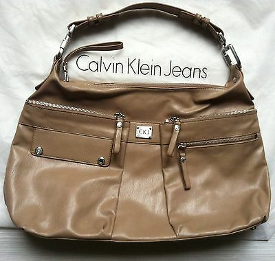 Shoulder Neuf Calvin Tasche Bag Jeans Like Wie Klein Comme Sac New wdXnqURwf