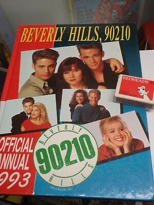 "Beverley Hills  90210""""   Annual c 1993"