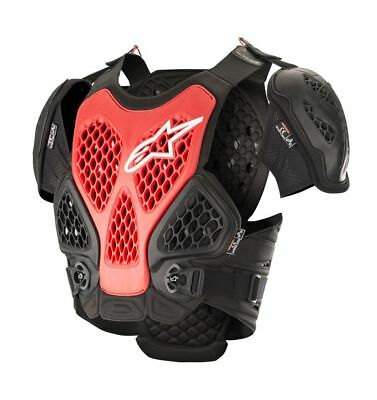 Alpinestars Bionic Chest Protector 2019 rd MX Motocross Brustpanzer Cross Enduro