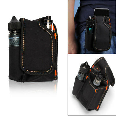 Portable Smok-Bag Vape Case Vape Tool Bag Pouch Travel Carrying Vapor Waist Bag