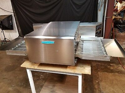 2016 TURBOCHEF hhc2020 SINGLE STACK CONVEYOR PIZZA OVEN....VENTLESS...VIDEO DEMO