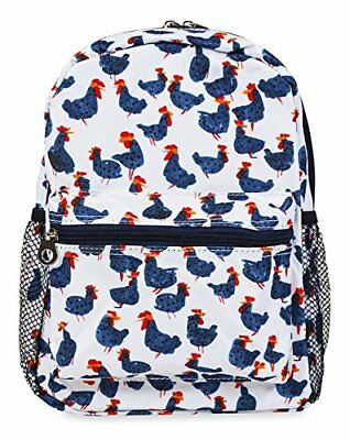 Jenzys Girls Chicken Farm Animal Mini Toddler Backpack Bag For Preschool