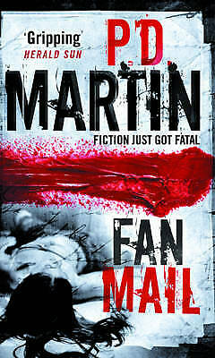 Fan Mail by P. D. Martin (Paperback)