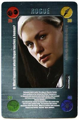 Rogue X-Men The Last Stand Battle Cards 2006 The Mail On Sunday CCG Card (C1406)