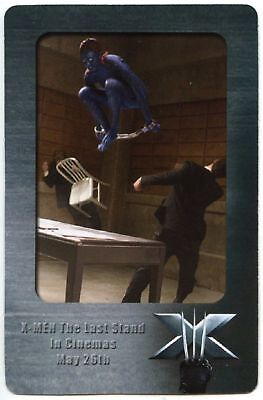 Mystique X-Men The Last Stand Battle Cards 2006 Mail On Sunday CCG Card(C1406A)