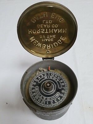 Vintage Horstmann Gear Co Ltd Of Bath Newbridge Controller Clockwork Gas Timer