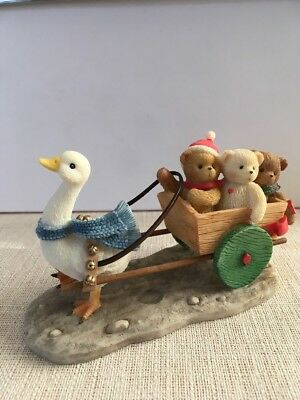 Cherished Teddies CARTER And Friends - 706817