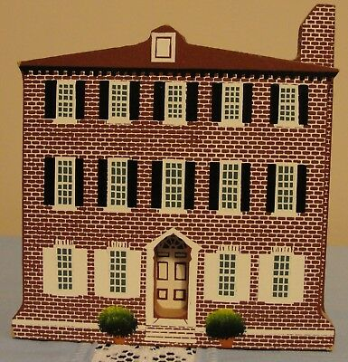 Shelia Collectible - Heyward-Washington House - Circa 1772 - 87 Church St.