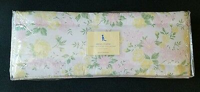 Pottery Barn Kids Baby Abigail Nursery Crib Bumper New with Tags