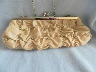 Vintage VIOLA  CLUTCH PURSE ~New Old Stock ! cute!