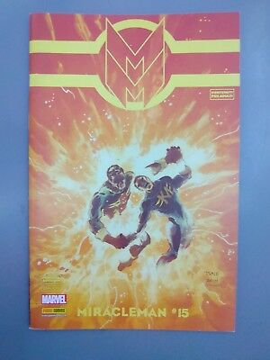 Miracleman n. 15 - Cover B - Marvel collection n. 43 - Panini Comics SCO