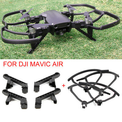 Quick Release Propeller Guard + Landing Gear Protective For DJI Mavic Air Drone