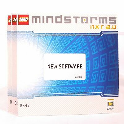 LEGO Mindstorms NXT Technic - Software 8547 - Mindstorms NXT 2.0 robot T2
