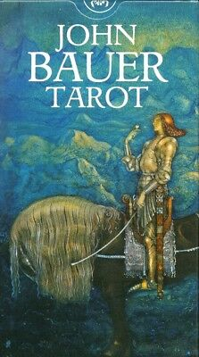 John Bauer Tarot from Loscarabeo, brand new