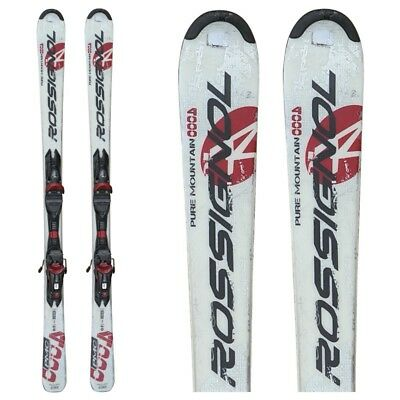 Ski occasion Rossignol Pure Mountain 4000 + fixations