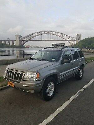 2000 Jeep Grand Cherokee Limited 2000 Jeep Grand Cherokee Limited 3.7L V6 210K Leather Seats PROJECT CAR