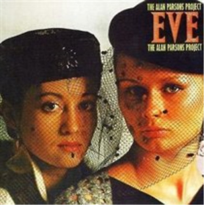 The Alan Parsons Project-Eve  CD NEW