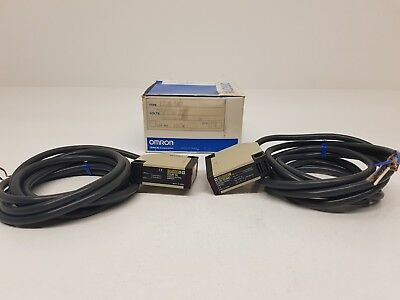 OMRON E3JK 5M2 photoelectric switch 24..240VAC 12..240VDC dark ON - output relay
