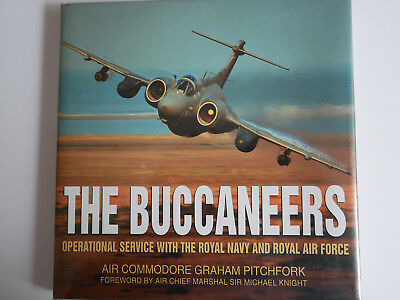 The Buccaneers operational Service with the Royal Navy and the Royal Air Force