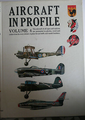 Aircraft in Profile Volume 4