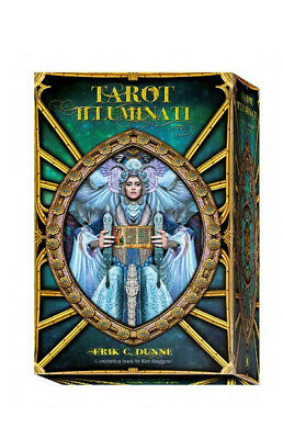 TAROT ILLUMINATI KIT Edition, new from Loscarabeo, brand new and sealed