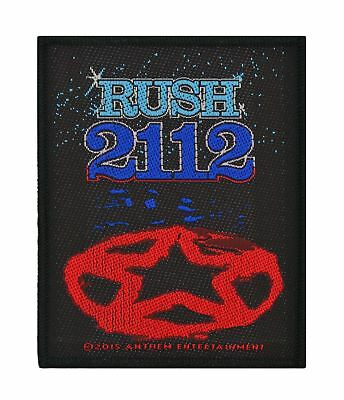 Rush 2112 Woven Patch