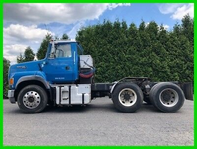 1996 Ford L900 Day Cab Road Tractor Diesel Commercial Semi Truck 5th Wheel