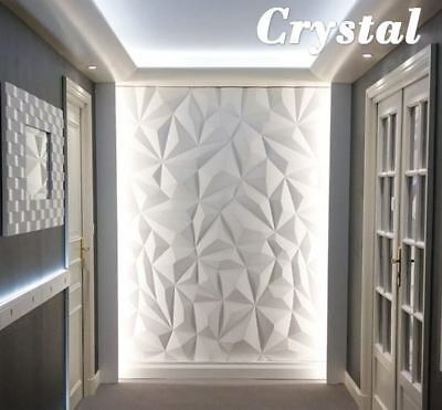 Sculpting, Molding & Ceramics Kind-Hearted *orb* 3d Decorative Wall Panels 1 Pcs Abs Plastic Mold For Plaster