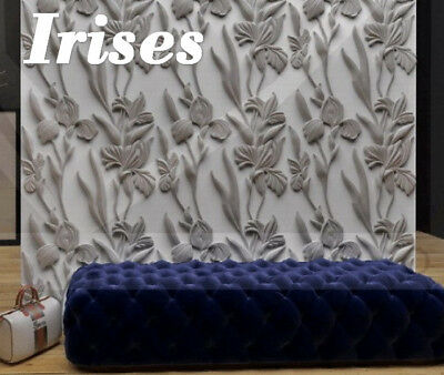 Ceramics & Pottery Kind-Hearted *orb* 3d Decorative Wall Panels 1 Pcs Abs Plastic Mold For Plaster