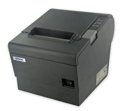 Epson M129H TM-T88IV POS Thermal Receipt Printer with AC Power Adapter,WARRANTY