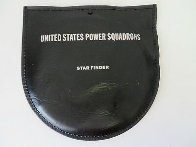 Vtg United States Power Squadrons Star Finder No 2102-D in Case  #8149