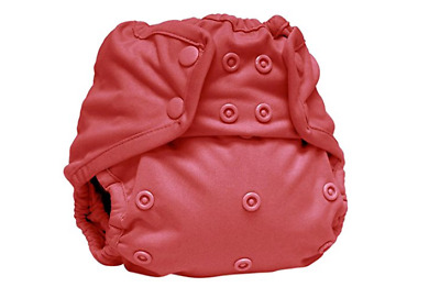 NEW NWT Rumparooz One Size Cloth Diaper Cover Snap, Spice Pink Up to 35 Pounds