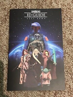 Star Wars Lili Ledy Guide unboxing Exclusive