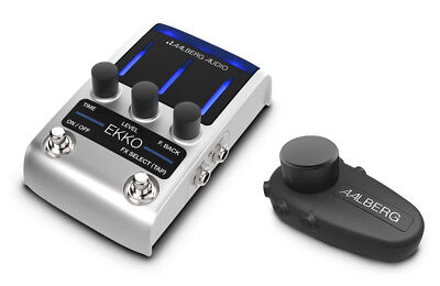 AALBERG AUDIO Ekko EK-1 Digital Delay Bundle