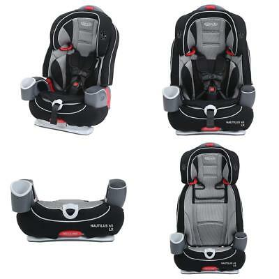 Graco Nautilus 65 LX 3 In 1 Harness Booster Matrix One Size