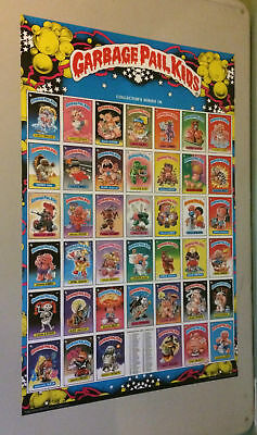 GARBAGE PAIL KIDS   POSTER  15-419 new and sealed (BH)