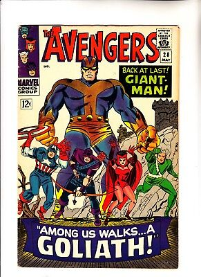 Avengers 28 1st appearance of The Collector