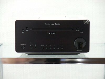 Stereoanlage Cambridge Audio One CD-Receiver mit USB-D/A-Wandler u. Bluetooth, W