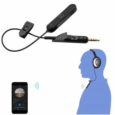 For QuietComfort QC15 Bose>Headphone Bluetooth4.1 Receiver Adapter Cable Replace