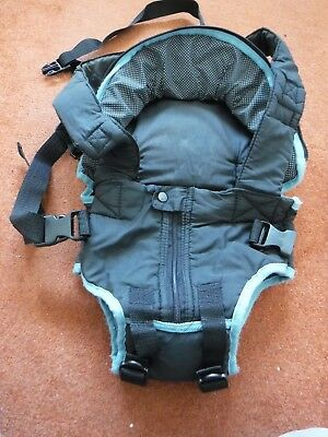2e7c38fca87 BABYBJORN BABY CARRIER With Rain   sun Cover black and white ...