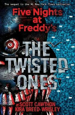 Five Nights at Freddy's #2: Twisted Ones by Scott Cawthon Paperback Book Free Sh