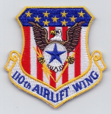 Patch  der 110h Airlift Wing (122)