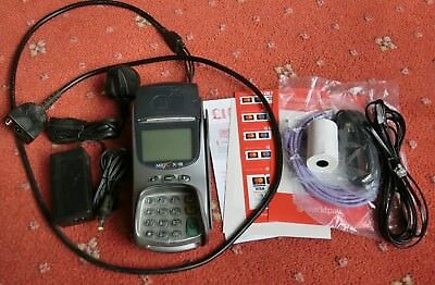 Gemalto Magic 3 X-8 Credit Debit Card Machine With Charger & Cables